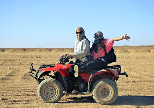 Desert Safari and Quad Bike Tours