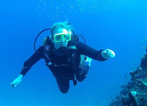 PADI Open Water Diver Course in Hurghada