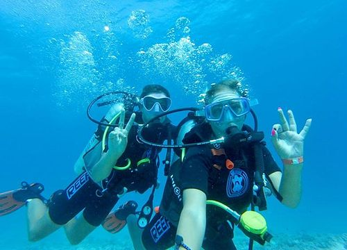 Intro Diving Hurghada: Discover Scuba Diving & Introductory Dive