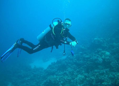 Intro Diving Safaga: Discover Scuba Diving & Introductory Dive