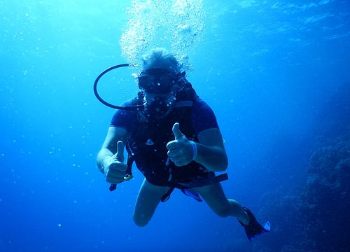 PADI Advanced Open Water Diver Course from El Gouna