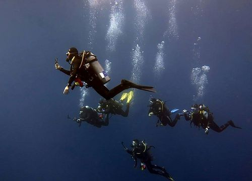 PADI Advanced Open Water Diver Course in Hurghada