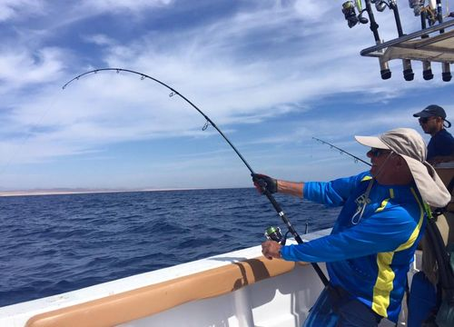 Fishing Trip from Safaga: Private Fishing Charter - Full Day Boat Trip