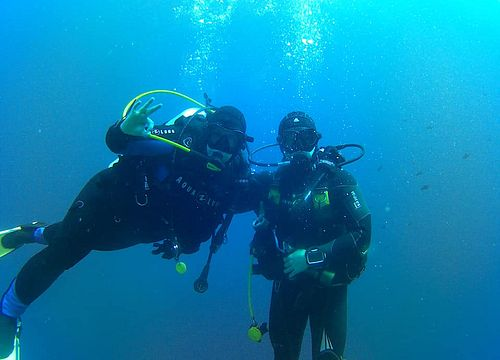 Diving Day Trips & Daily Diving Boat from Soma Bay